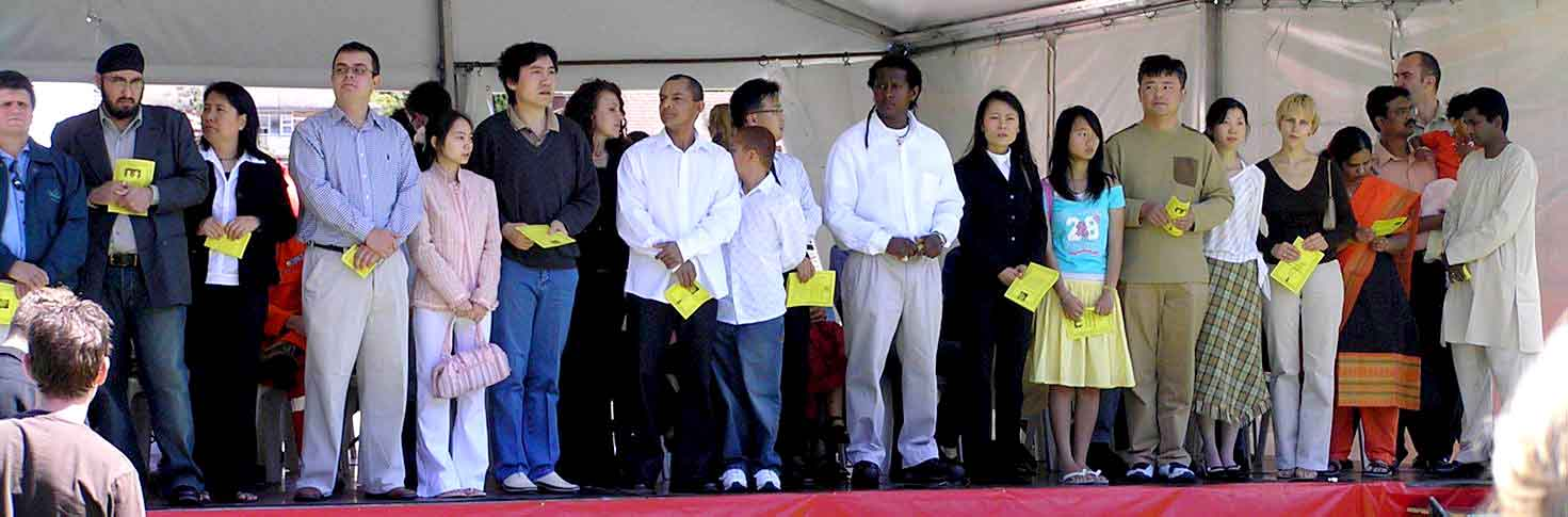 Citizenship ceremony - Amanda Wise
