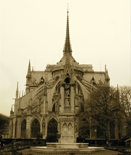 Notre Dame de Paris. Photo: Ashley Soytemiz